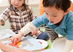 英語・英会話 コース 2・3歳児